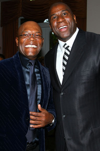 Sam Jackson and Magic