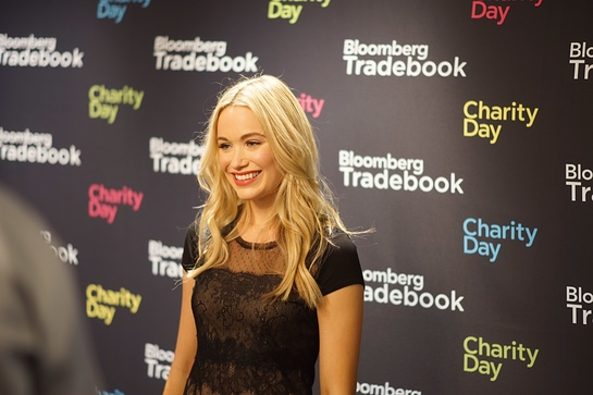 Katrina Bowden Step & Repeat