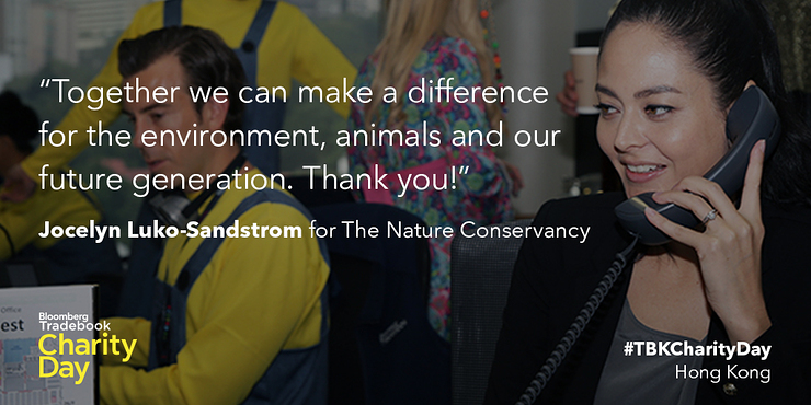 Jocelyn Luko-Sandstrom for The Nature Conservancy