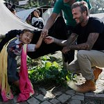 David Beckham Visits Kids In Nepal Six Months After Earthquake