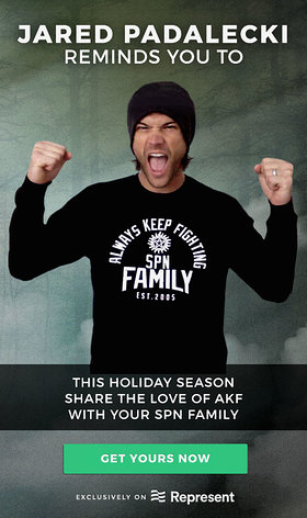 Jared Padalecki Launches New Fundraising Campaign