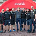 Prince Harry Welcomes Walking With The Wounded To Buckingham Palace