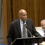 Harry Belafonte Speaks On Challenges Faced By People Of African Descent