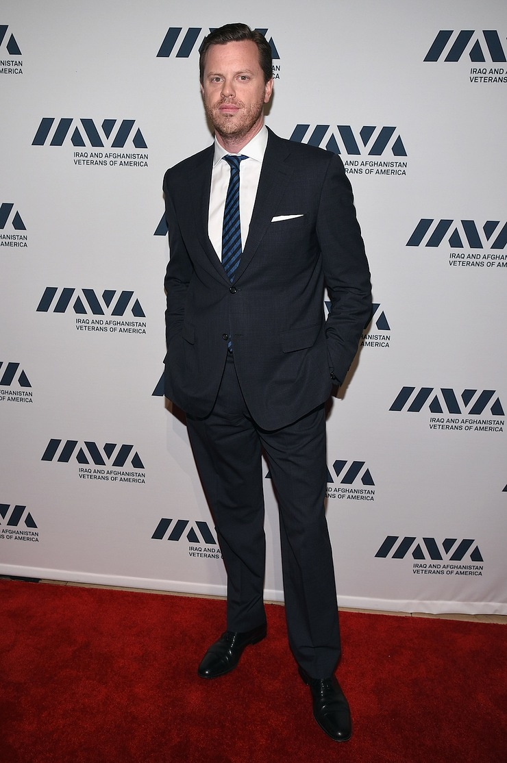 Host Willie Geist attends the 9th Annual IAVA Heroes Gala