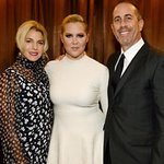 Stars Attend An Evening With Jerry Seinfeld And Amy Schumer