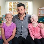 Jimmy Kimmel Joins Celebrity Supporters Of St Jude Thanks And Giving Campaign