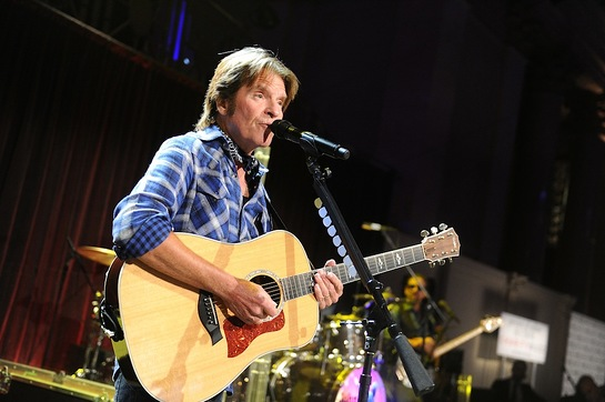 John Fogerty at Collaborating for a Cure Benefit Dinner and Auction
