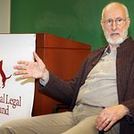 James Cromwell Speaks To Student Animal Legal Defense Fund