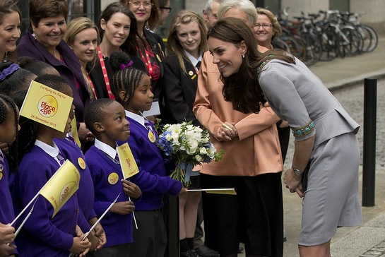Duchess of Cambridge attends the Place2Be Headteacher Conference