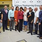 Boxing Champ Abner Mares Honored At Thanksgiving Meal Giveaway