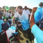 Prince Harry Attends Opening Of Children's Centre In Lesotho