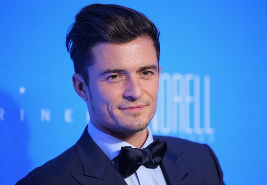 Orlando Bloom attends the 11th Annual UNICEF Snowflake Ball