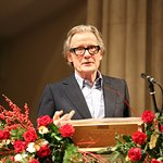 Bill Nighy And Alison Balsom Attend Nordoff Robbins Carol Service