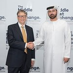 Bill Gates Helps Launch Middle East Thought Leadership Programme