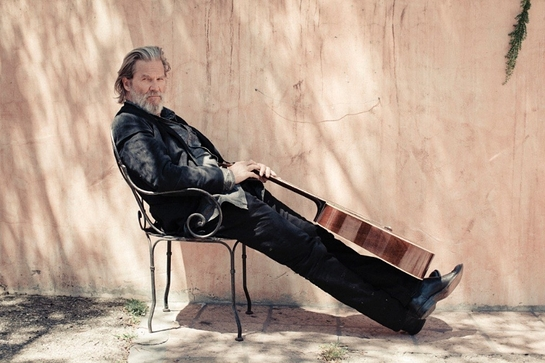 Oscar winning actor Jeff Bridges