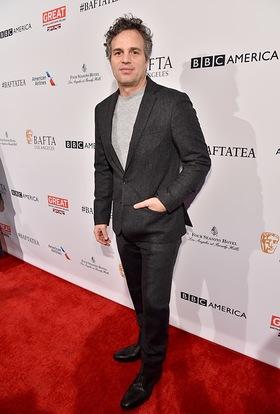 Mark Ruffalo Attends BAFTA Los Angeles Tea Party