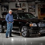 Jay Leno To Auction One-Of-A-Kind Harley-Davidson Ford F-150 For Charity