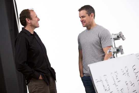 Stella Artois joins forces with Water.org and Co-Founders Matt Damon and Gary White