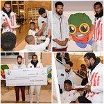 NBA Star Inspires Kids With Art