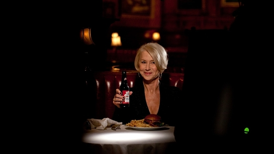 Budweiser and Helen Mirren put drunk driving on notice in bold new Super Bowl campaign