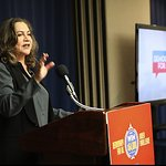 Kathleen Turner Helps Name Winners Of Democracy For All Video Challenge