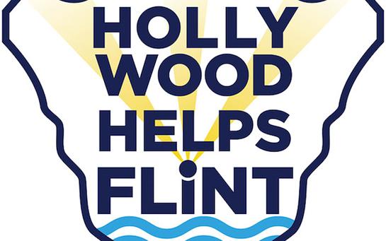Hollywood Helps Flint
