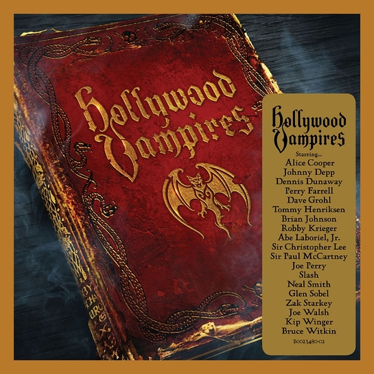 The Hollywood Vampires Rise Again