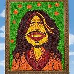 Bid On Steven Tyler's Skittles Portrait And Help Janie's Fund