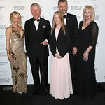 Kylie Minogue Performs At Prince's Trust Invest In Futures Gala