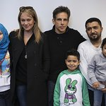 Ben Stiller Visits Refugees With UNHCR