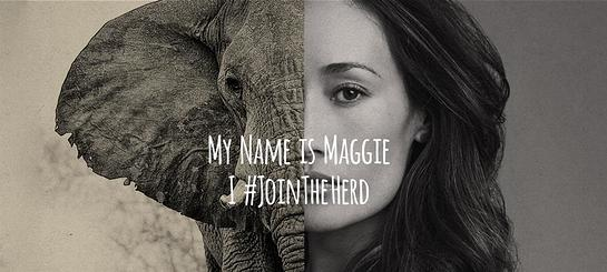Maggie Q - Join The Herd
