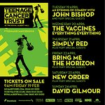 David Gilmour To Perform During Star-Studded Teenage Cancer Trust Gigs