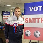 James Corden Brings Smithy Back For Sport Relief