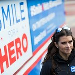 Danica Patrick Helps Launch Dental Campaign For Veterans