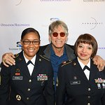 Veterans Honored At Suzanne DeLaurentiis' Gifting Suite