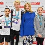 Runners Complete Paris Half Marathon For Naked Heart Foundation