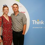 Andy Roddick, Brooklyn Decker Attend Think It Up Live Pitch Competition For Innovative Learning Projects