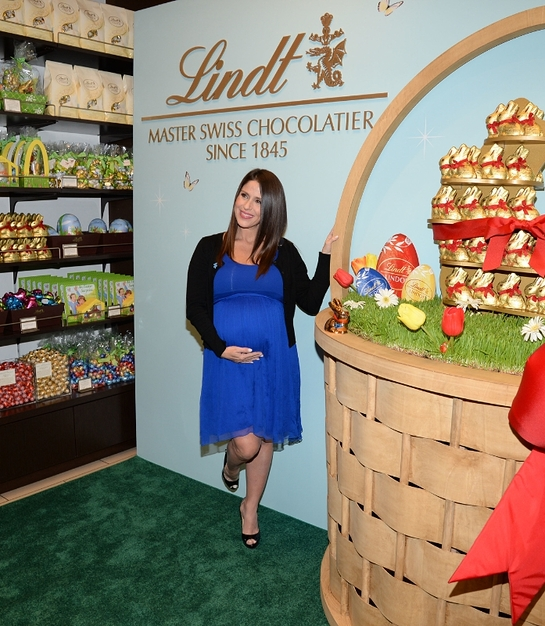 Soleil Moon Frye launches the Lindt GOLD BUNNY Celebrity Auction benefitting Autism Speaks