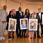 Russell Simmons Honors Cyndi Lauper At RUSH HeARTS Education Luncheon