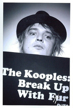 Pete Doherty's Message For The Kooples