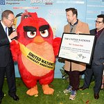 United Nations Names Angry Bird As Honorary Ambassador For Green