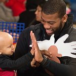NBA Cares Combats Childhood Cancer During Hoops For St. Jude Week