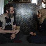 Michael Sheen Visits Jordan And Lebanon With UNICEF