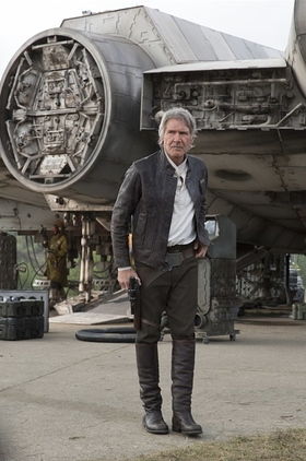 HARRISON FORD TEAMS UP WITH NYU LANGONE MEDICAL CENTER, FACES, AND IFONLY TO AUCTION ICONIC STAR WARS MEMORABILIA