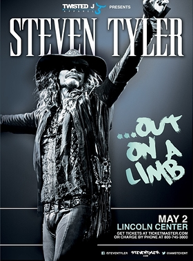Steven Tyler... Out On A Limb