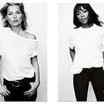 Kate Moss And Naomi Campbell Feature In Fashion Targets Breast Cancer Campaign