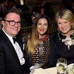 Drew Barrymore Honored At ASPCA Bergh Ball