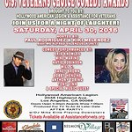 Coca-Cola Presents U.S. Veterans Choice Comedy Awards