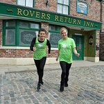 Coronation Street Stars To Run For Charity
