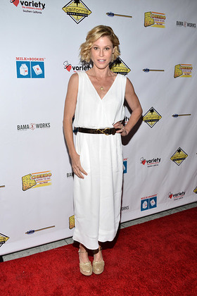 Julie Bowen Attends Story Time Celebration